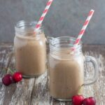 Black Forest Smoothie. Chocolate and cherry flavours oh my!
