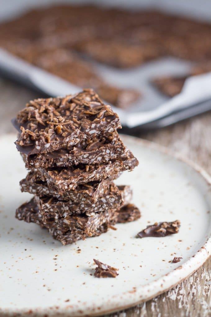 15 best raw desserts - Coconut Rough