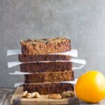 Gluten Free Christmas Fruit Cake. Yes the traditional Christmas cake just got healthified! YUM!!