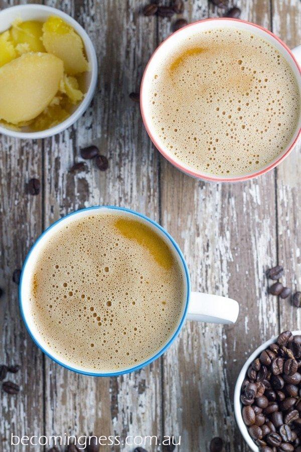 Bulletproof Coffee | Becomingness