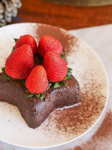 Chocolate Christmas Panforte