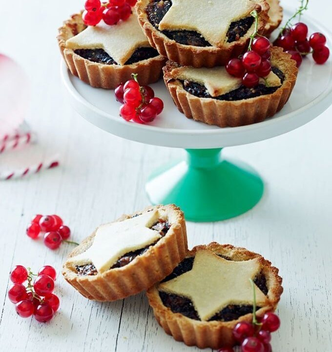 Christmas Mince Pies by Pete Evans
