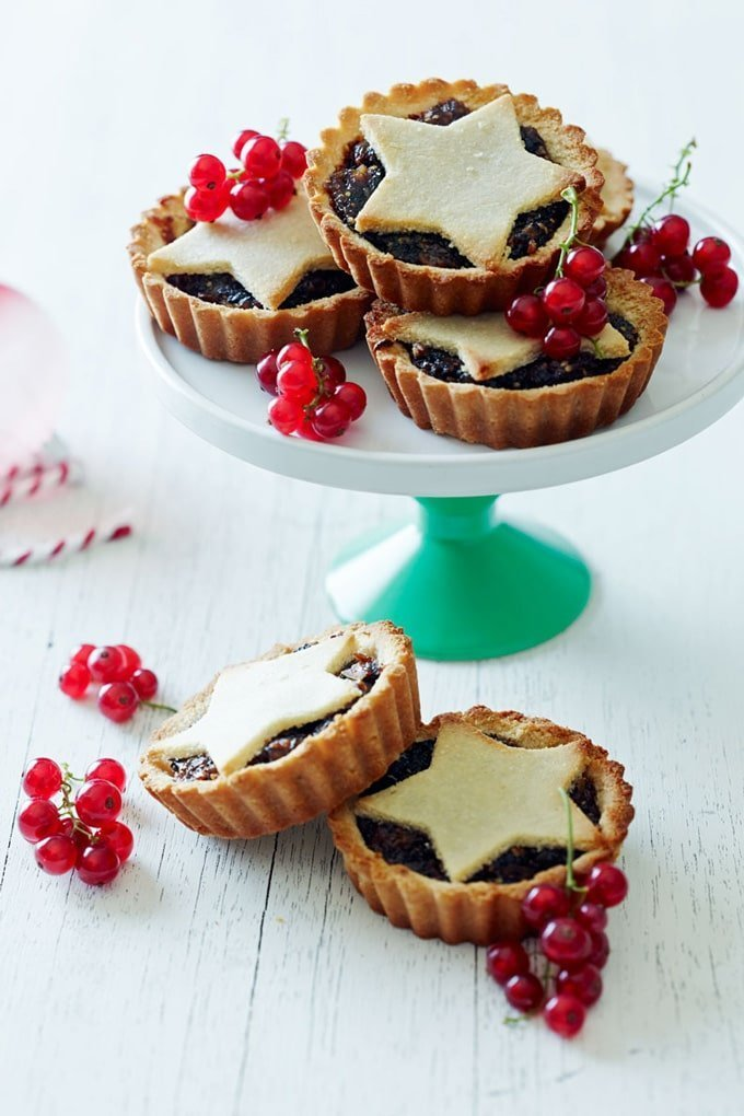 Christmas Mince Pies by Pete Evans #christmasrecipes #mincepie #healthychristmas