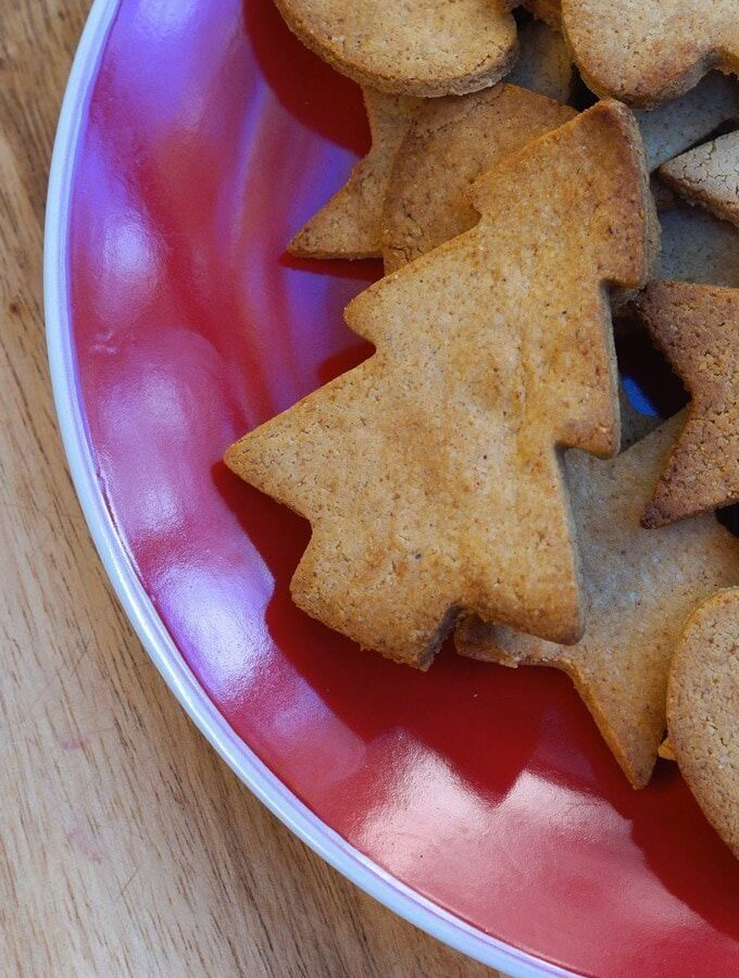Christmas Recipe Countdown Day 22: Paleo Gingerbread Cookies