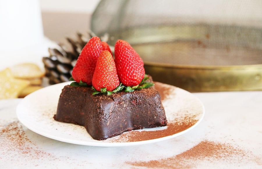 Chocolate Christmas Panforte   Alice Nicholls - The Whole Daily