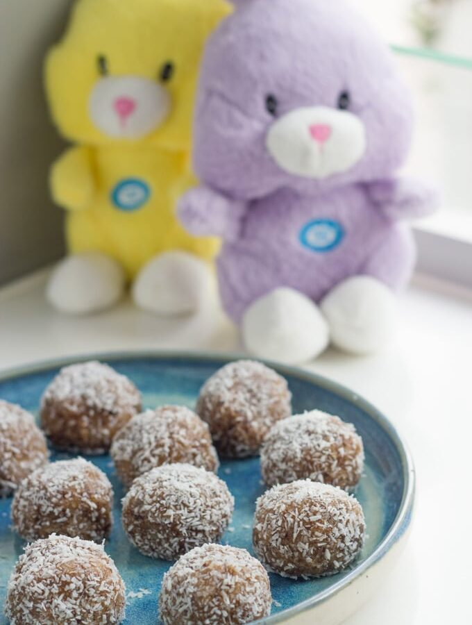 Easter Bliss Balls
