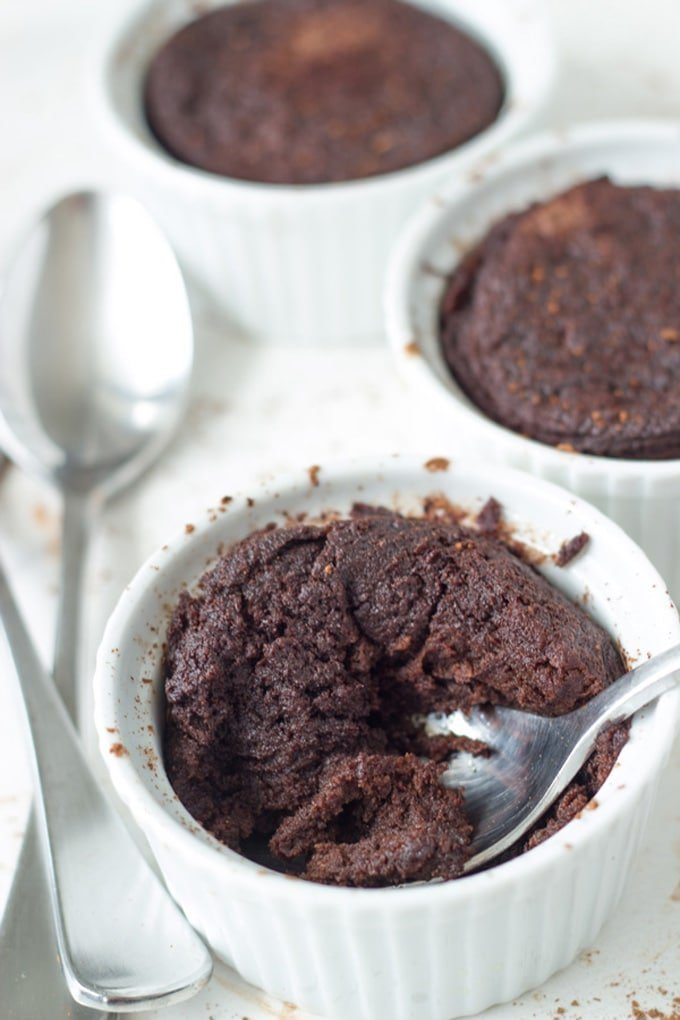 Flourless Chocolate Puddings. These puddings are absolutely delicious and are light, moist and packed full of flavour. They are so easy to make in your Thermomix.