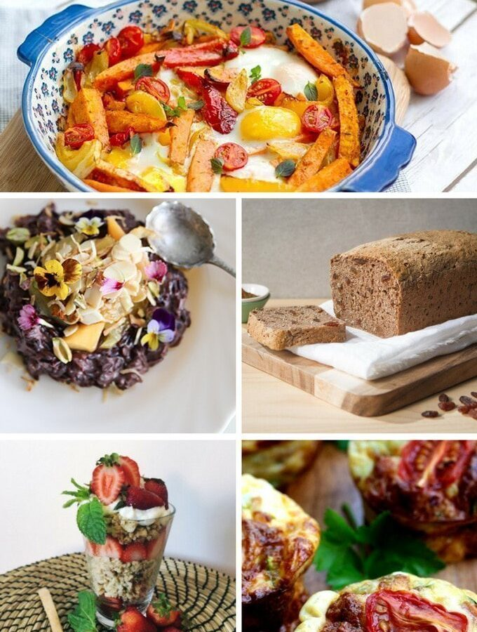 11 Healthy & Easy Breakfast Recipes