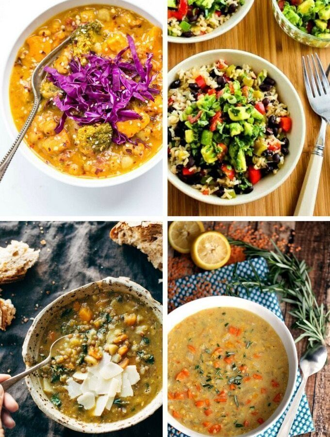 10 Vegetarian Slow Cooker Recipes That Will Warm You Up