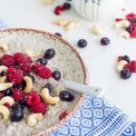 I have been making this berry buckwheat porridge in my Thermomix for a few weeks now and it has become a regular addition to my breakfast menu. I have also included the stove top method as well.