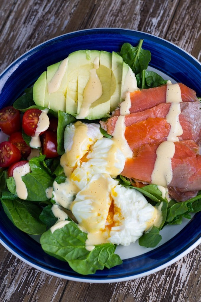 Breakfast Salad - 19 of the best low carb keto breakfast recipes for every occasion. Whether you are in a hurry or it's the weekend, you will find recipes to suit every occasion.