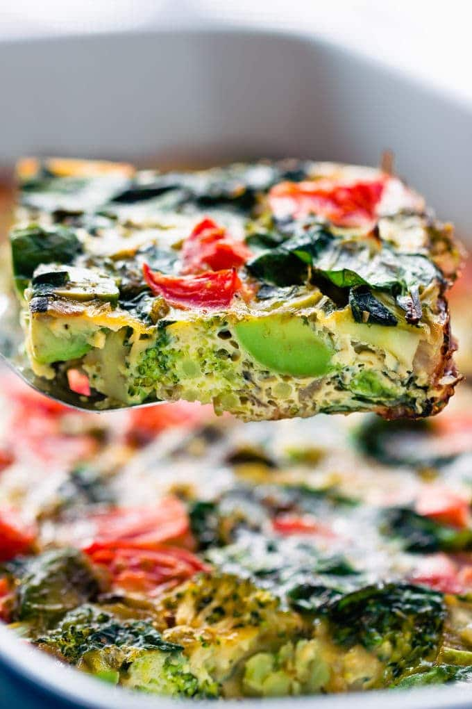 Breakfast Casserole - 19 of the best low carb keto breakfast recipes for every occasion. Whether you are in a hurry or it's the weekend, you will find recipes to suit every occasion.