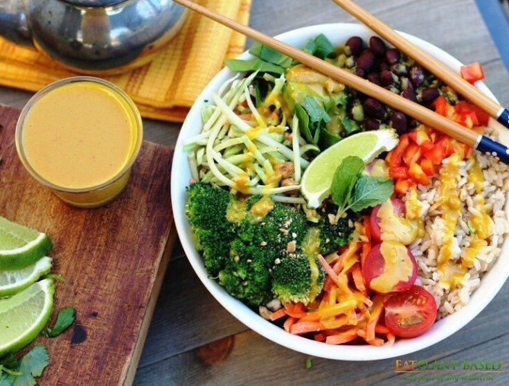 Quick & Easy Veggie Bowl