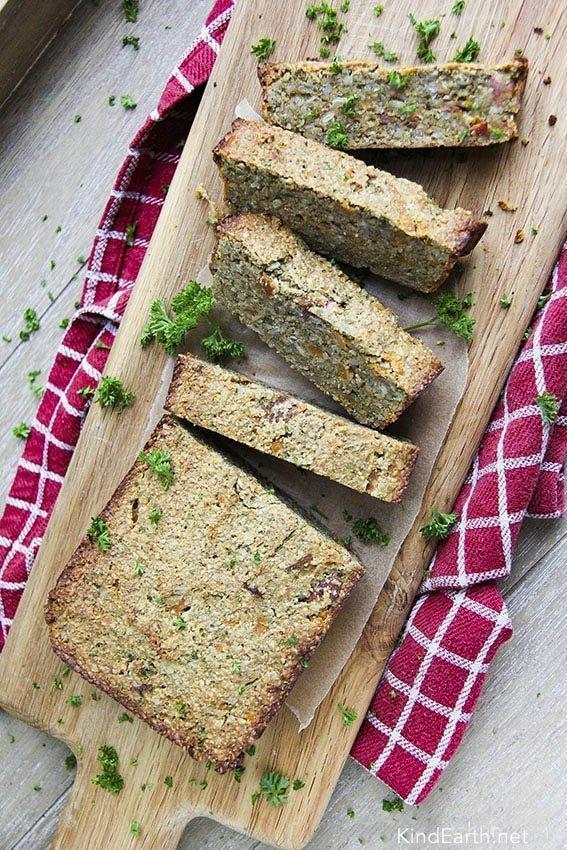 Sweet Potato Seed Loaf Roast