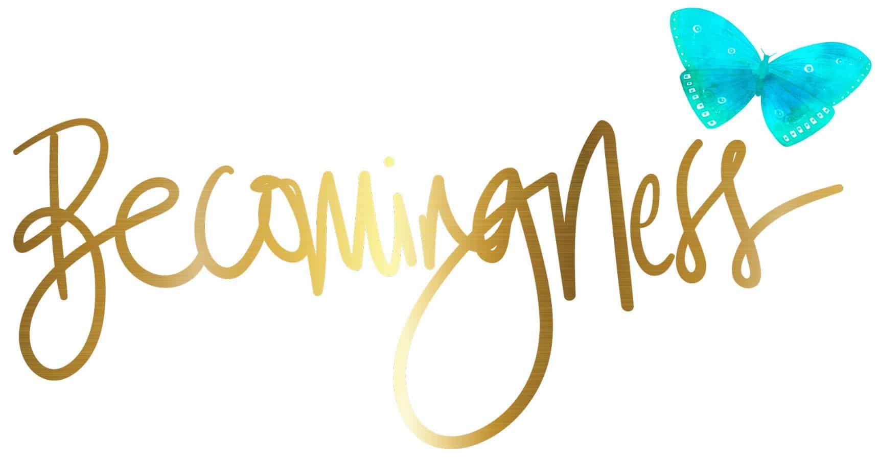 Becomingness logo