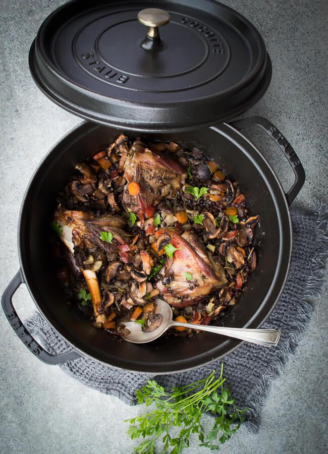 Healthy Lamb Shank Recipe