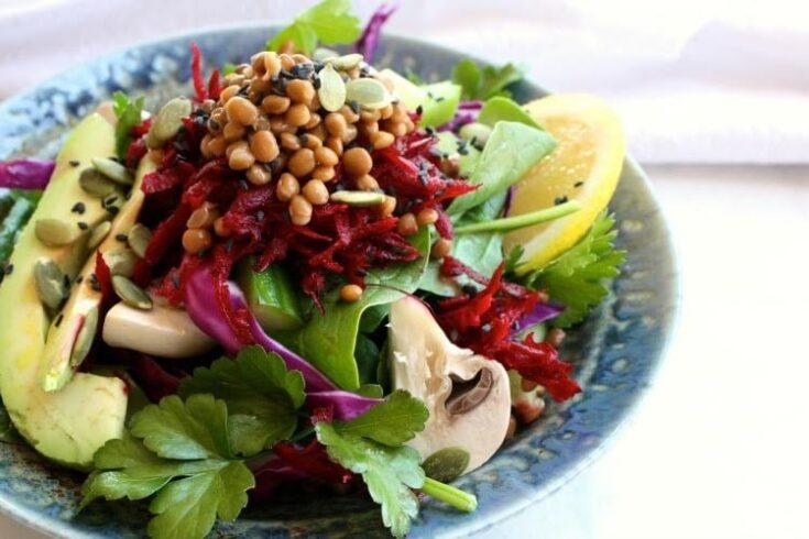 Super Cleanse Salad