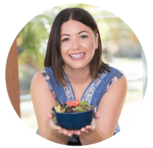 Vanessa Vickery, Healthy Foodie