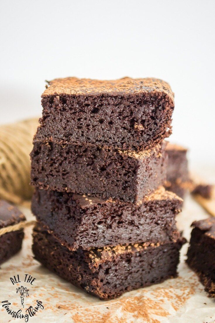 Best Keto Fudgy Brownies With A Secret!