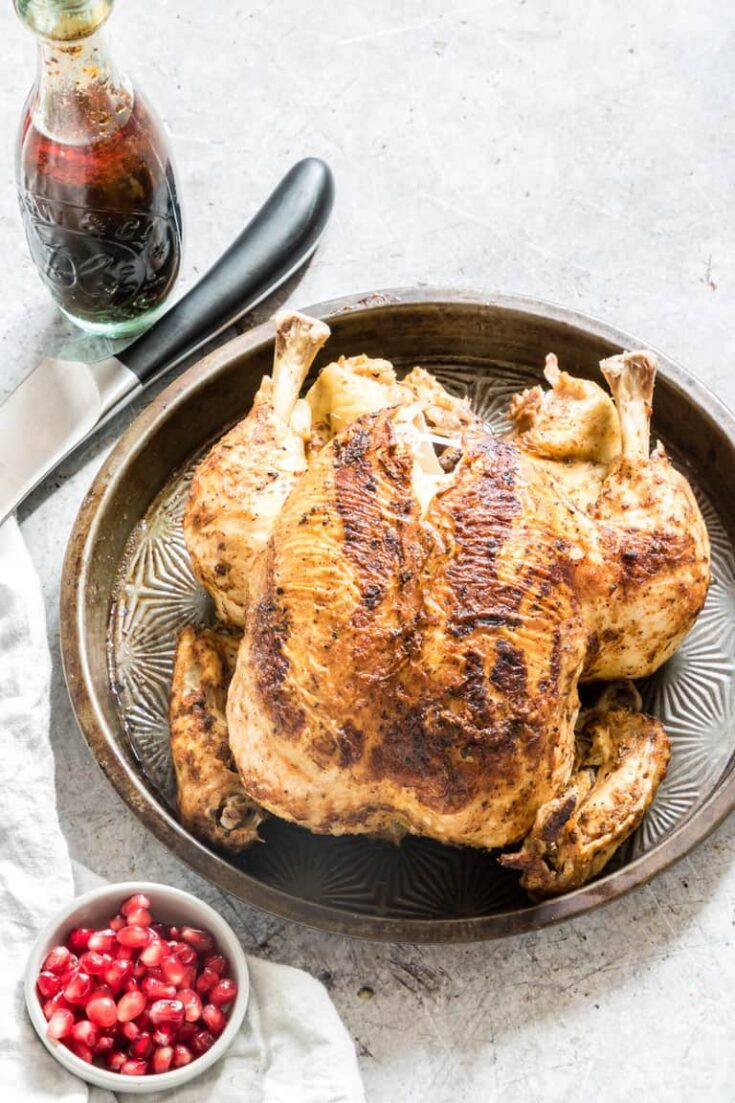 The Easiest Instant Pot Whole Chicken Recipe