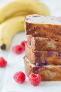 This low carb banana bread is gluten fee, dairy free and has no added sugar. It is packed full of flavour, super easy to make and will become your new fave!